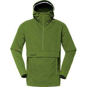 Norrøna M's Svalbard Cotton Anorak Evergreen